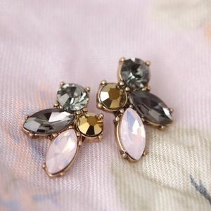 "Jewelry - ""Belle"" Blush Stud Earrings"